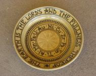 Slip Trailed  Plate