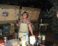 Anne, chef
