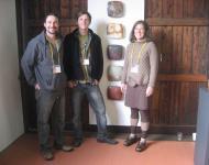 Eric Knoche, Josh Copus, Tara Wilson( USA )