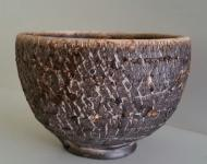 Obvara fired bowl