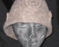 Felted Wool Hat