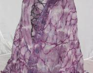 Wrap, Silk and Wool